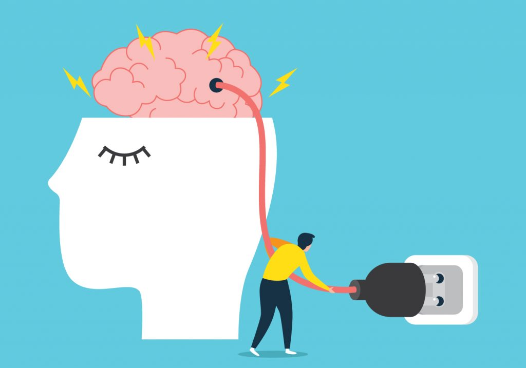 Connecting the brain to external machines